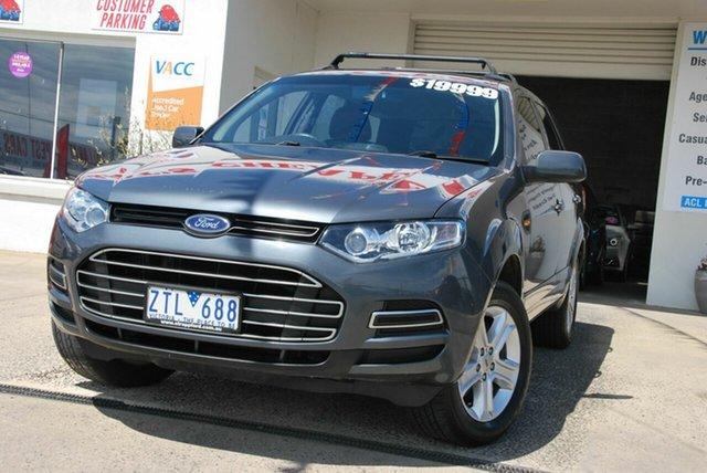Used Ford Territory SZ TX (RWD) Wendouree, 2013 Ford Territory SZ TX (RWD) Grey 6 Speed Automatic Wagon