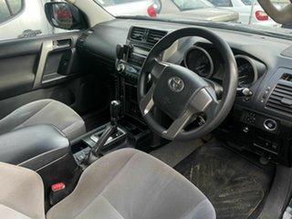 2009 Toyota Landcruiser Prado KDJ120R 07 Upgrade GX (4x4) Grey 5 Speed Automatic Wagon