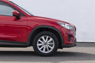 2014 Mazda CX-5 KE1021 MY14 Maxx SKYACTIV-Drive AWD Sport Red 6 Speed Sports Automatic Wagon