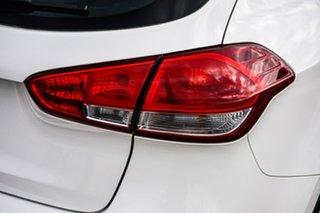 2018 Kia Cerato YD MY18 S White 6 Speed Sports Automatic Hatchback