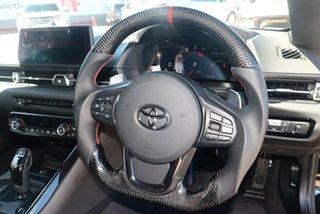 2019 Toyota Supra J29 GR GTS Bathurst Black 8 Speed Sports Automatic Coupe