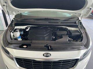 2019 Kia Carnival YP MY20 S White 8 Speed Sports Automatic Wagon