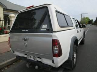 2008 Holden Rodeo RA MY08 LX (4x4) White 4 Speed Automatic Crew Cab Pickup