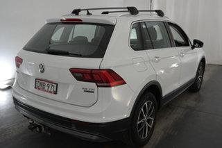 2016 Volkswagen Tiguan 5N MY17 132TSI DSG 4MOTION Comfortline White 7 Speed