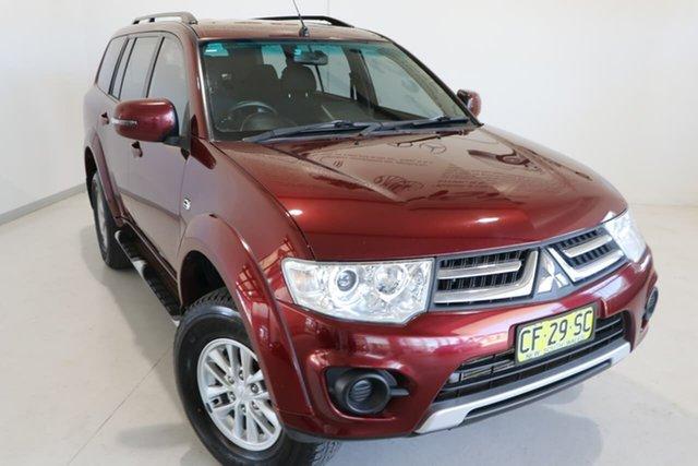 Used Mitsubishi Challenger PC (KH) MY14 Wagga Wagga, 2015 Mitsubishi Challenger PC (KH) MY14 Red 5 Speed Sports Automatic Wagon