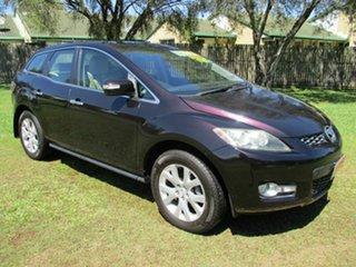 2008 Mazda CX-7 ER1031 MY07 Luxury Maroon 6 Speed Automatic Wagon.