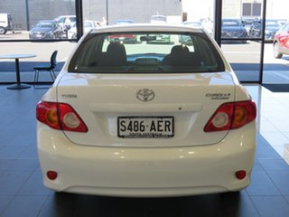 2007 Toyota Corolla Ascent Sedan