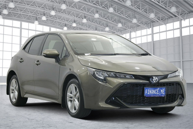 Used Toyota Corolla Mzea12R Ascent Sport Victoria Park, 2019 Toyota Corolla Mzea12R Ascent Sport Bronze 10 Speed Constant Variable Hatchback