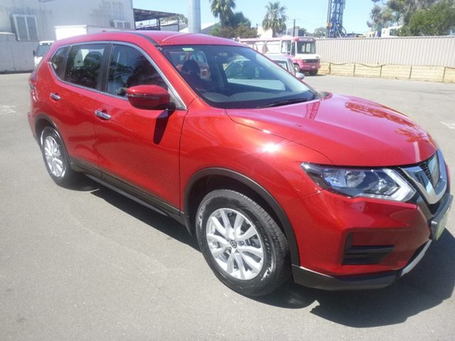 Used Nissan X-Trail T32 Series II ST X-tronic 2WD St Marys, 2019 Nissan X-Trail T32 Series II ST X-tronic 2WD Burgundy 7 Speed Constant Variable Wagon