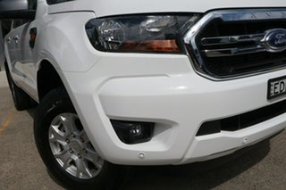 2019 Ford Ranger PX MkIII 2020.25MY XLS White 6 Speed Sports Automatic Double Cab Pick Up.