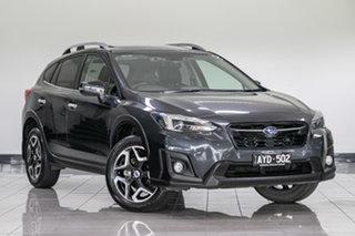 2019 Subaru XV G5X MY20 2.0i-S Lineartronic AWD Dark Grey 7 Speed Constant Variable Wagon.