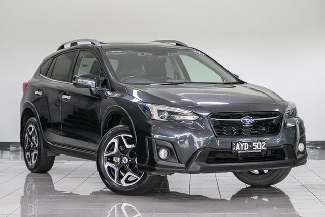 Used Subaru XV G5X MY20 2.0i-S Lineartronic AWD , 2019 Subaru XV G5X MY20 2.0i-S Lineartronic AWD Dark Grey 7 Speed Constant Variable Wagon