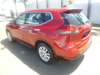 2019 Nissan X-Trail T32 Series II ST X-tronic 2WD Burgundy 7 Speed Constant Variable Wagon.