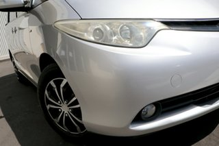 2006 Toyota Tarago ACR50R GLi Silver 4 Speed Sports Automatic Wagon.