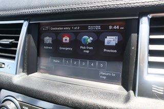2012 Land Rover Range Rover Sport L320 12MY SDV6 Grey 6 Speed Sports Automatic Wagon