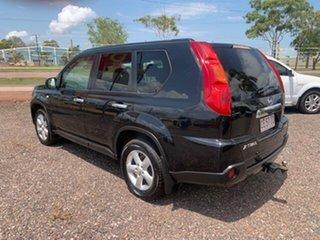 2010 Nissan X-Trail TS Black 6 Speed Manual Wagon.