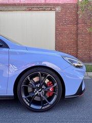 2021 Hyundai i30 Pde.v4 MY22 N D-CT Premium Performance Blue 8 Speed Manual Hatchback.
