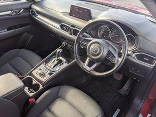 2018 Mazda CX-5 KF4WLA Maxx SKYACTIV-Drive i-ACTIV AWD Sport Soul Red 6 Speed Sports Automatic Wagon