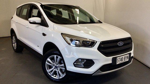 Used Ford Escape ZG 2018.00MY Ambiente Elizabeth, 2018 Ford Escape ZG 2018.00MY Ambiente White 6 Speed Sports Automatic SUV