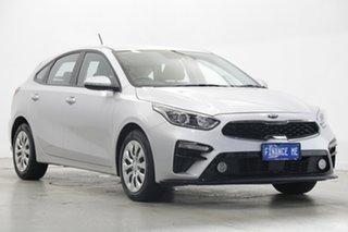 2019 Kia Cerato BD MY19 S Silver 6 Speed Sports Automatic Hatchback
