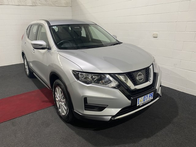 Used Nissan X-Trail T32 Series II ST X-tronic 2WD Glenorchy, 2019 Nissan X-Trail T32 Series II ST X-tronic 2WD Brilliant Silver 7 Speed Constant Variable Wagon