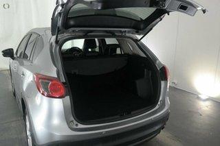 2012 Mazda CX-5 KE1021 Grand Touring SKYACTIV-Drive AWD Silver 6 Speed Sports Automatic Wagon