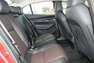 2020 Mazda 3 BP2SLA G25 SKYACTIV-Drive Astina Soul Red Crystal 6 Speed Sports Automatic Sedan