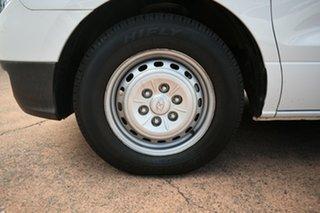 2014 Hyundai iLOAD TQ MY14 Crew White 5 Speed Automatic Van.