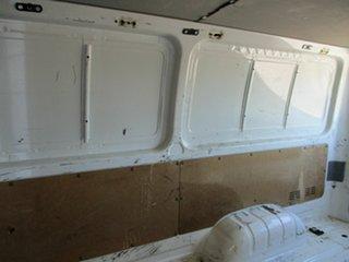 2009 Toyota HiAce TRH201R MY08 LWB White 4 Speed Automatic Van