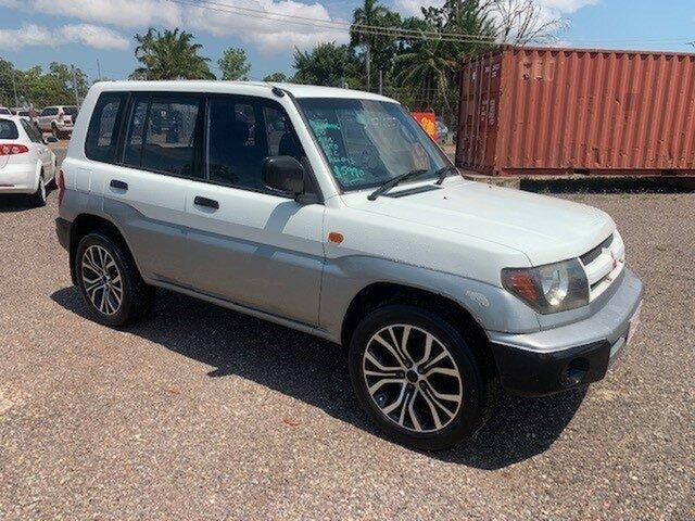 Used Mitsubishi Pajero Pinelands, 2000 Mitsubishi Pajero White 4 Speed Auto Active Select Wagon