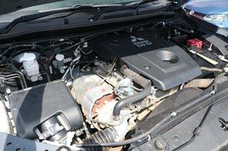 2018 Mitsubishi Triton MQ MY18 GLS Double Cab Grey 6 Speed Manual Utility