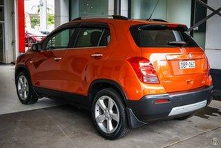 2014 Holden Trax TJ MY15 LTZ Orange 6 Speed Automatic Wagon
