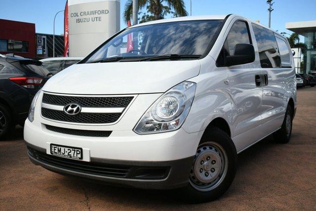 Used Hyundai iLOAD TQ MY14 Crew Brookvale, 2014 Hyundai iLOAD TQ MY14 Crew White 5 Speed Automatic Van
