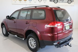 2015 Mitsubishi Challenger PC (KH) MY14 Red 5 Speed Sports Automatic Wagon.