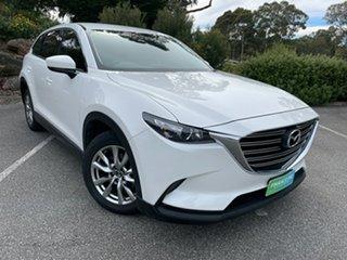 2016 Mazda CX-9 TC Touring SKYACTIV-Drive i-ACTIV AWD White 6 Speed Sports Automatic Wagon.