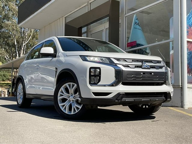 Used Mitsubishi ASX XD MY20 ES 2WD Clare, 2019 Mitsubishi ASX XD MY20 ES 2WD White 1 Speed Constant Variable Wagon