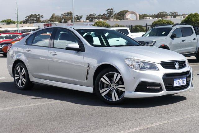 Used Holden Commodore VF MY14 SV6 Wangara, 2014 Holden Commodore VF MY14 SV6 Silver 6 Speed Sports Automatic Sedan