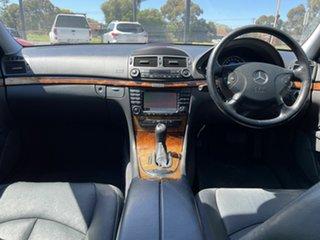 2003 Mercedes-Benz E-Class W211 E500 Elegance Silver 5 Speed Sports Automatic Sedan