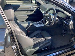 2020 BMW 430i G22 M Sport Black Sapphire 8 Speed Auto Steptronic Sport Coupe