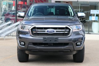 2020 Ford Ranger PX MkIII 2020.25MY XLT Grey 6 Speed Sports Automatic Double Cab Pick Up