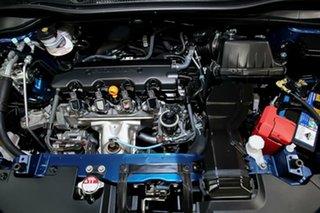 2017 Honda HR-V MY17 VTi Blue 1 Speed Constant Variable Hatchback