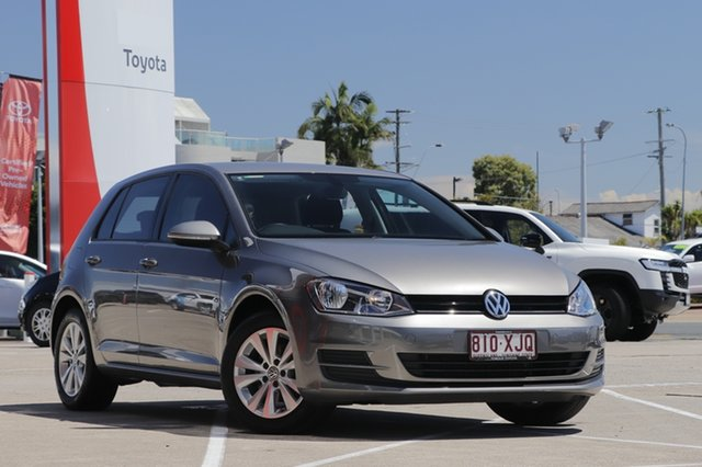 Pre-Owned Volkswagen Golf VII MY17 92TSI DSG Comfortline Albion, 2017 Volkswagen Golf VII MY17 92TSI DSG Comfortline 7 Speed Sports Automatic Dual Clutch Hatchback