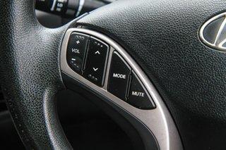 2012 Hyundai Elantra MD Active Silver 6 Speed Manual Sedan