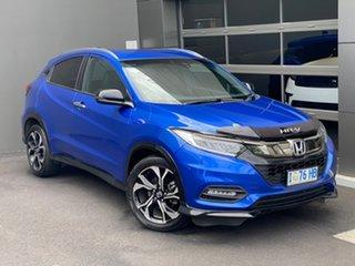 2019 Honda HR-V MY19 RS Blue 1 Speed Constant Variable Hatchback.