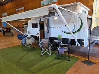 2013 Jayco Expanda Outback.