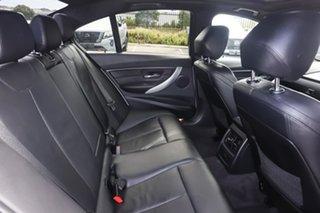 2015 BMW 3 Series F30 MY1114 328i M Sport Silver 8 Speed Sports Automatic Sedan