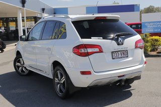 2014 Renault Koleos H45 Phase III Bose Pearl White 1 Speed Constant Variable Wagon.