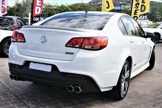 2014 Holden Commodore VF MY14 SS White 6 Speed Manual Sedan