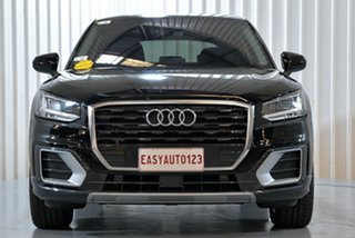 2018 Audi Q2 GA MY18 design S Tronic Black 7 Speed Sports Automatic Dual Clutch Wagon.