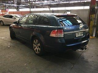 2009 Holden Commodore VE MY09.5 60th Anniversary Sportwagon Blue 4 Speed Automatic Wagon.